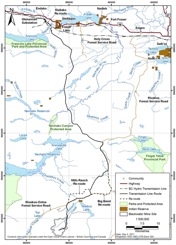 Draft Environmental Assessment Report- Canada ca