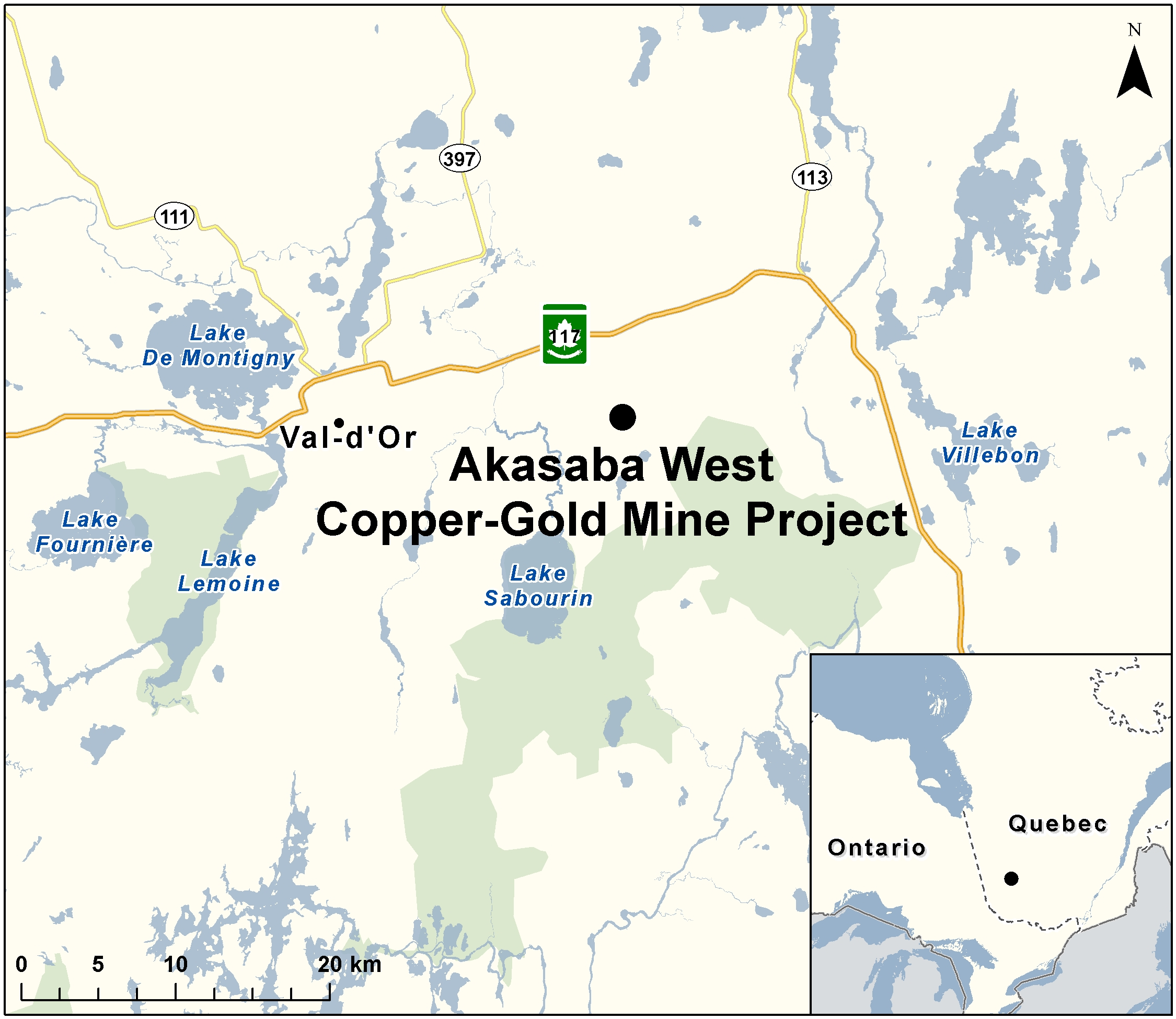 Akasaba West Copper-Gold Mine Project- Canada.ca